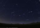 Lo Sciame della Cometa – 1 / Eta Aquaridi