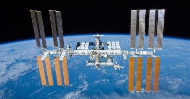 Transiti Notevoli della ISS – Marzo 2019