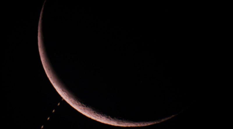 Occultazione di Saturno – Le Foto