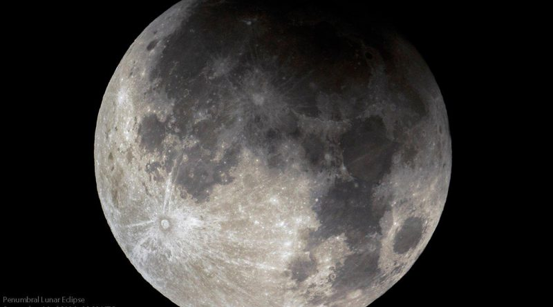 Eclisse Lunare di Penombra – 5 Giugno 2020